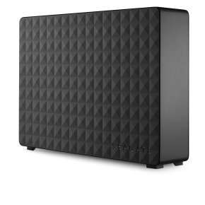 Seagate Expansion 4TB USB 2.0/3.0 Desktop External Hard Drive £85.92 delivered @ Ebuyer