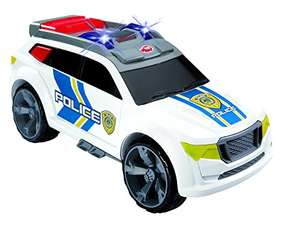 Dickie Toys Police Car Was £27.99 Now ONLY £8.40 prime / £13.15 non prime Amazon