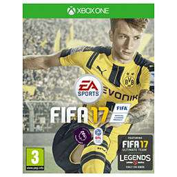 Fifa 17 pre-owned Xbox one £1 / £2.99 delivered @ Game (Fareham GAME)