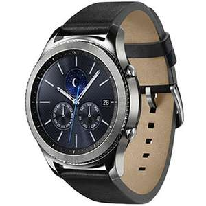 Samsung Gear S3 SM-R770 reduced to £209 from £349.99 free postage @ Toby Deals