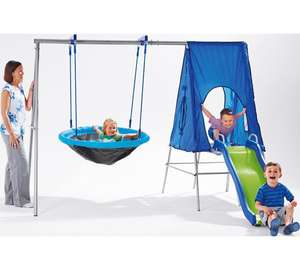 Chad Valley Large Multiplay - Climb, Slide, Hide and Swing now £72.99 @ Argos