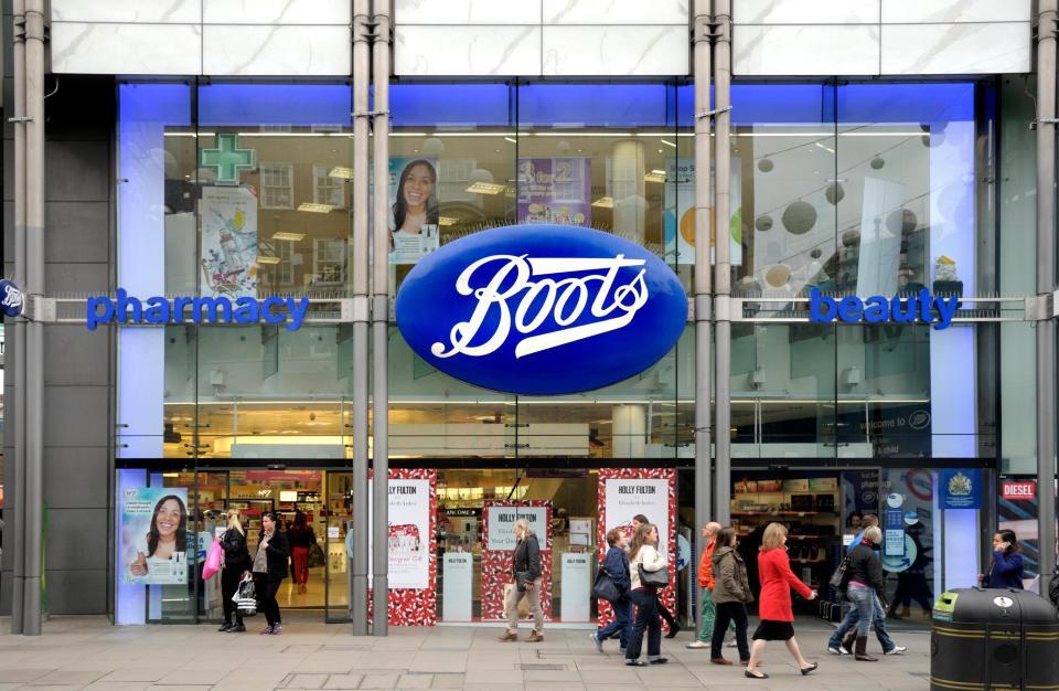 Nuby bottles £3.75 in boots Birmingham
