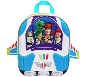 Toy Story Buzz Lightyear Spaceship Backpack £7.49 @ Argos