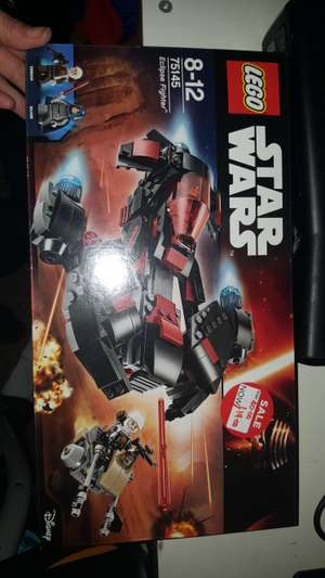 Star wars lego Eclipse Fighter £19 @ Asda - Coventry walsgrave