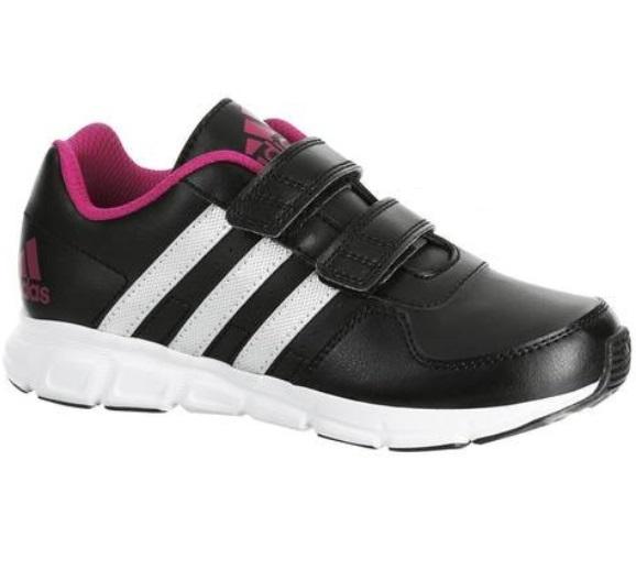 ADIDAS Infant Girls Velcro Trainers Shoes, FREE C&C, £12.99 @ Decathlon