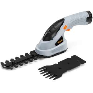 VonHaus 3.6V 2 In 1 Cordless Trimmer & Edger £18.99 @ Domu