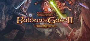 PC :-Baldur's Gate II: Enhanced Edition (GOG Russia £1.48) (GOG UK 75 % off £3.79)Full English Audio + Text ** VPN required for Russia Ordering Only - Not needing during game play or updates