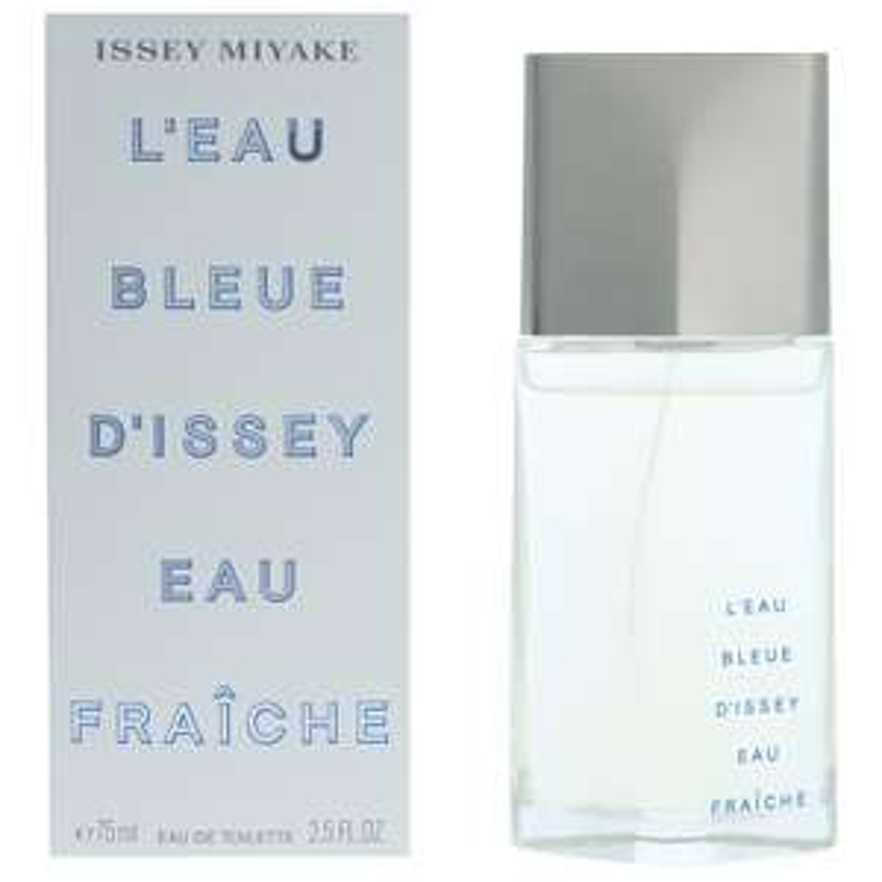 Issey Miyake - L'Eau Bleue Fraiche Pour Homme 125ml Eau de Toilette Spray for Men instore B&M