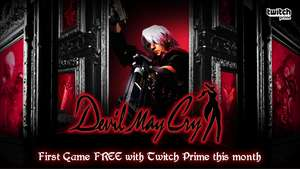 [PC] Devil May Cry HD -  Free for Twitch Prime members