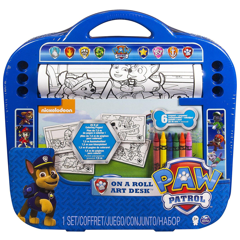 Paw Patrol On a Roll Art Desk £2.99 @ Home Bargains