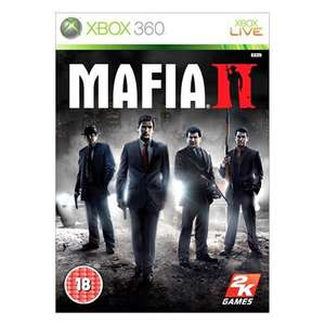 [Xbox One/360] Mafia II now backwards compatible - £4.99 Grainger Games / £5.00 Game / £6.24 Xbox Store