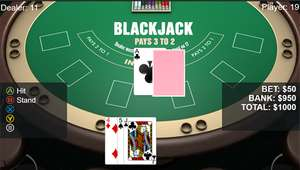 Blackjack X for Xbox one is half off £4.19 @ Microsoft