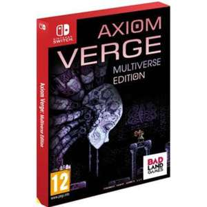 Axiom Verge Multiverse Edition [Switch] £22.71 at Hitari