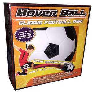 Light up Hover ball only £4.49 @ MenKind Free C & C