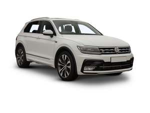 VW Tiguan 1.4 TSI SE Nav 4motion DSG Lease - £246 per month equivalent, £5909 2 year total @ What Car