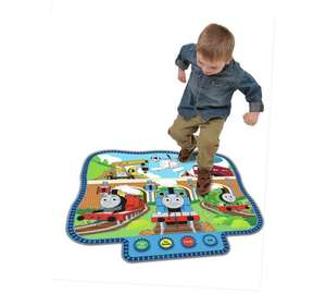 Thomas & friends interactive Playmat FURTHER reduced was £19.99,then £9.99,now £7.99 @ argos