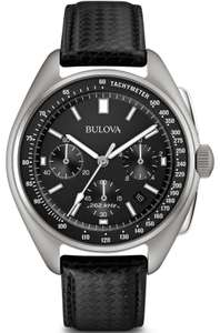 Bulova Watch Lunar Pilot Chronograph £288.90 with code @ Jura watches