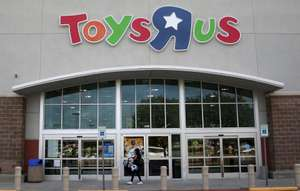 Toys 'R' Us Newtownabbey & Derry stores - closing down sale. Items reduced by 50%.