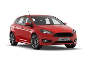 Ford Focus 1.0 EcoBoost 140 ST-Line Navigation Car Lease (6+23 8,000mpa) £4564.53 total @ Nationwide vehicle contracts