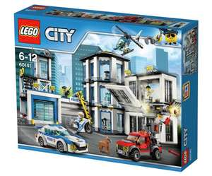 LEGO City Police Station - 60141 £45.99 with code @ Argos (Currently £85 in Lego Store)