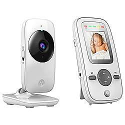 Motorola MBP481 Digital Video Baby Monitor £39.50 instore @ Tesco