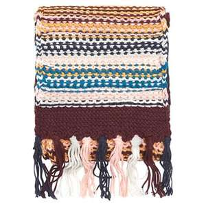 Dorothy Perkins ladies \ girls multi- colour scarf Was £15,then £8 now £4 @ debenhams