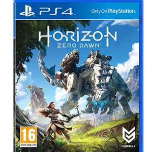 Horizon Zero Dawn - Standard Edition PS4 (Used Like New) Boomerang@Amazon - £17.97 Delivered