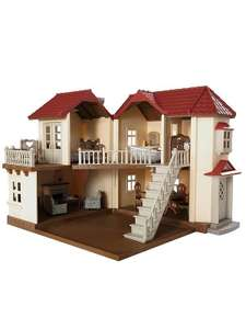 Sylvanian Families Beachwood hall. Was £69.99 now £46.89 @ Very. Free C&C