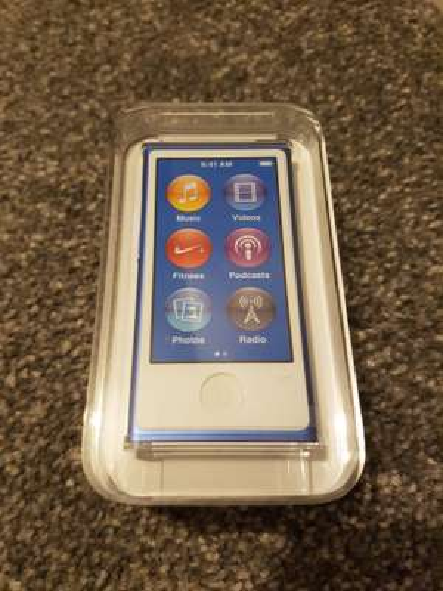Apple ipod nano 16gb £23.75 instore @ Tesco (Mansfield)