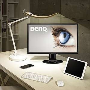 "BenQ GL2760H LED TN 27"" inch W Monitor 1920 x 1080, 16:9, 1000:1, 12M:1, 2 ms GTG, DVI, HDMI - Glossy Black - £146.99 @ Amazon"