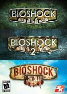 Bioshock Trilogy (Steam) £6.47 @ Instant Gaming