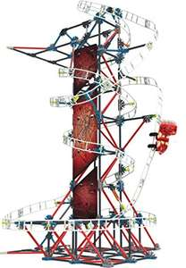 K'NEX Thrill Rides Web Weaver Roller Coaster Building Set £29.99 @ Amazon