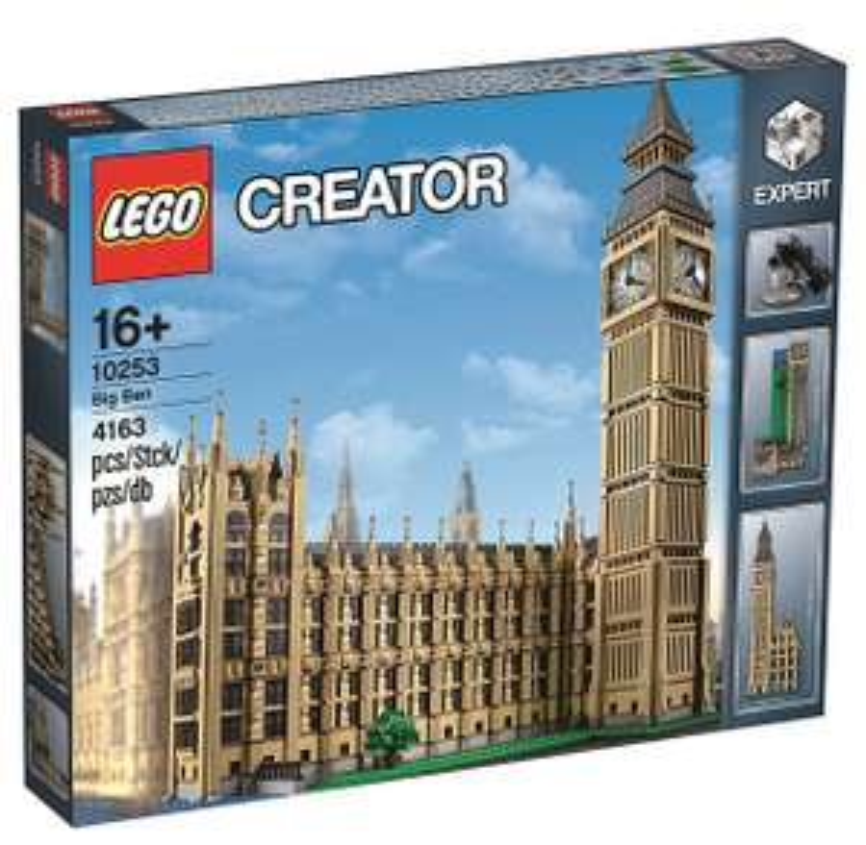 LEGO Creator Expert 10253 Big Ben - £148.98 @ John Lewis