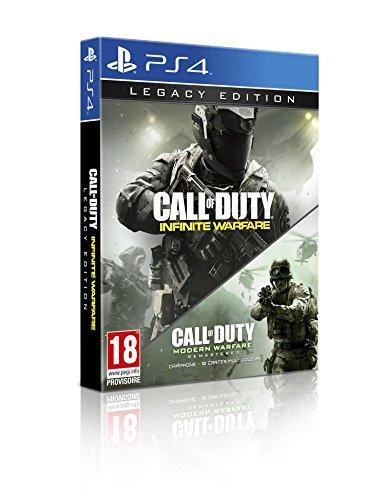 Call of Duty: Infinite Warfare - Legacy Edition - FR (PS4) £10.80 delivered Amazon Prime / £12.79 Non Prime
