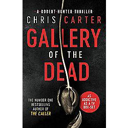 Chris Carter - Gallery of the dead, Hardback book £5 @ tesco