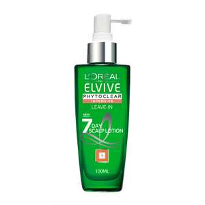L'Oreal Elvive Phytoclear 7 Day Scalp Lotion 100ml £5 @ Morrisons