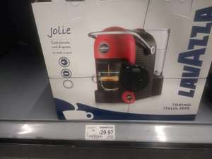 Lavazza Jolie Red instore at ASDA £29.97