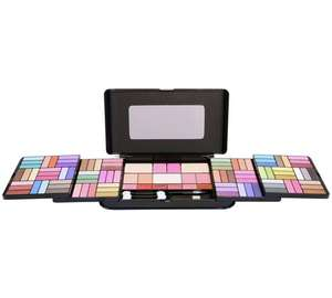 104 piece Pro make-up set OR Pretty Pink complete cosmetic set was £17.99 now £8.99 each @ argos