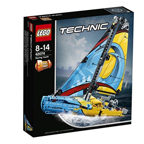 LEGO 42074 Technic Racing Yacht £19.99 (Prime) / £24.74 (non Prime) at Amazon