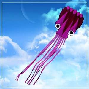 5M large octopus parafoil kite for £7.90 (Prime or orders over £20) / £11.89 (else) sold by Presentz and fulfilled by Amazon