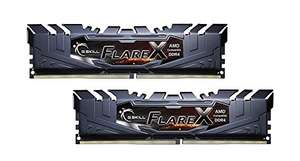 16GB (2x8) Flare X Series DDR4 2400 MHz - £128.75 at Amazon