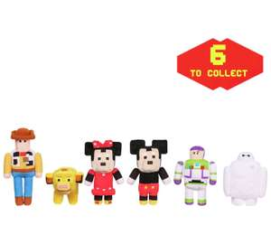 Disney Crossy Roads Collectable 6 Inch Plush Assortment - £2.49 @ Argos - Free C&C