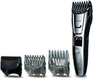 Panasonic ER-GB80 Beard, Hair and Body Trimmer Wet and Dry (40 x Lengths, Three Attachments) £39.99 Amazon
