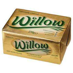 Willow Spread (250g) 7 Day Deal @ Iceland 50p