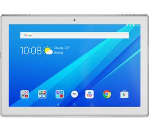 "Lenovo Tab 4 10 10.1"" 16GB with 2GB RAM White £139.99 delivered @ Currys"