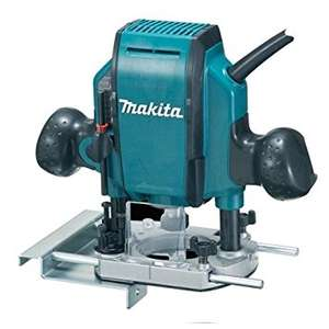 "Makita RP0900X 1/4"" / 3/8"" Router - £107.99 at ITS"