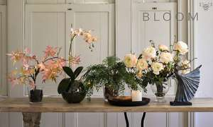 £40 Voucher to Spend on Faux Flowers from Bloom Silk Flowers just £17 w/code @ Groupon