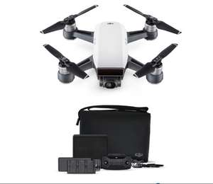 DJI Spark drone Fly More Combo 10% off with voucher code £521.10 @ Argos
