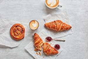 Free coffee when you buy any pastry at Caffè Nero via O2 Priority - Ends 18/02