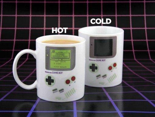 Nintendo: Game Boy Heat Changing Mug now £4.99 @ Merchoid